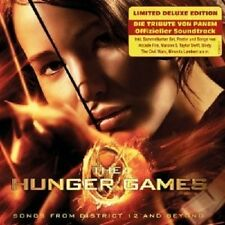 OST/DIE TRIBUTE VON PANEM/THE HUNGER G.(DELUXE EDITION)  CD SOUNTRACK NEU