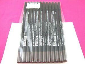 Lip Liner Pencil Dark Brown Color 12 Lip Liners Lot Nabi Brand