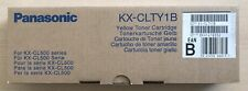 Genuine Panasonic KX-CLTY1B Toner for KX-CL500 Series Yellow
