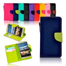 Unbranded/Generic Matte Mobile Phone Wallet Cases for Samsung