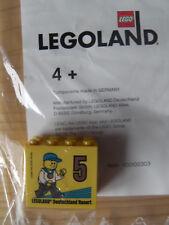 """Lego """" 5 Besuche """" Pays Allemagne Resort Sonderstein Sammelstein 2016"""