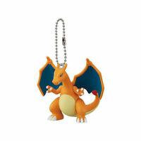Pokemon Mewtwo Strike Back Movie Mascot PVC Figure Keychain~ SD Charizard @37133