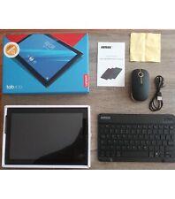 Lenovo Tab 4 BUNDLE 16GB, Wi-Fi, 10.1in - Slate Black