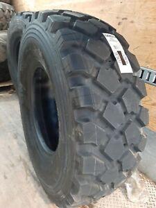 New 365/80R20 Michelin XZL