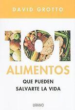101 alimentos que pueden salvarte la vida (Spanish Edition)-ExLibrary