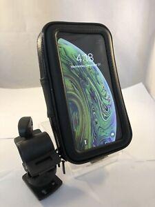 360° Waterproof Smartphone Premium Bike Mount Phone Case For iPhone 6 6s 8 X XR
