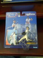 RAFAEL PALMEIRO Baltimore Orioles Kenner Starting Lineup 1998 SLU Figure & Card