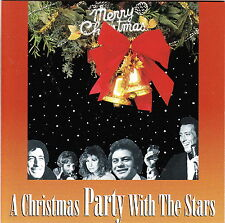 A Christmas Party with the Stars by Various Artists (CD, One Way) Carols/Songs