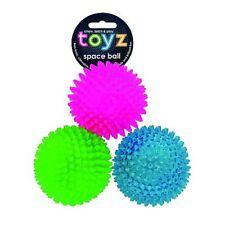 Petface Dog Toy Toyz Space Ball - Medium Blue