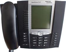 Aastra Detewe Openphone 75IP 75 IP Telefon Systemtelefon #100