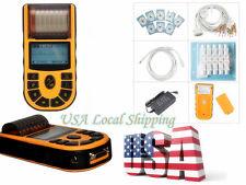 Hand-held One Single Channel ECG/EKG Machine ECG-80A,Free Software USPS Shipping