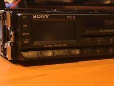 Autoradio dat Sony DTX-10
