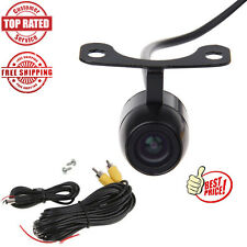 2017 New Car Rear View Reverse Parking Auto Backup Camera Color 170° Waterproof