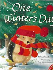 Der kleine Igel - One Winter's Day (englisch)