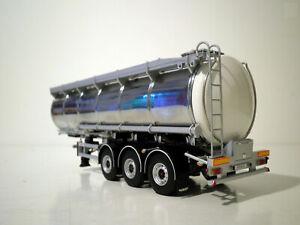 Tanker liquid trailer 3 axle-WSI truck models 03-1006