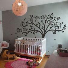 White Tree Wall Sticker Inspiration Baby Nursery Room Removable Vinyl Art Decor