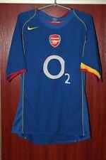 Arsenal London 2004 2005 Nike Away Shirt Jersey Trikot Kit