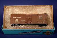 Athearn RTR HO Scale Western Pacific 40' Bulk Sugar Boxcar