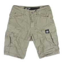 G-Star Cotton Regular Size Shorts for Men