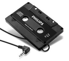 Phillips Cassette Tape Adapter for iPod Mp3 Cd Player to Car Stereo Deck Radio