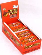 Chinese Fortune Bubble Gum 48 Count Box Candy by Alberts Bubblegum and Fortune