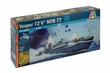"""Vosper 72'6"""" MTB 77 - Kit Navi Italeri 1/35"""