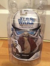 Star Wars The Legacy Collection Wioslea Build Droid Factory BD 36 Inc Star Case