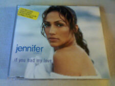 JENNIFER LOPEZ - IF YOU HAD MY LOVE - UK CD SINGLE - PART 2