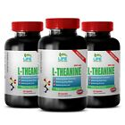 amino acid supplement - L-Theanine 200mg 3 Bottles - natural antidepressant