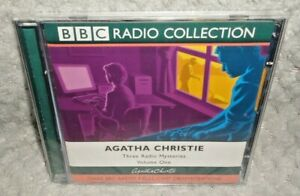 Three Radio Mysteries: v.1: Three BBC Radio 4 Agatha Christie (AUDIO CD) NEW