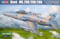 Hobbyboss 1:48 Hawk Mk.200/208/209 Aircraft Model Kit