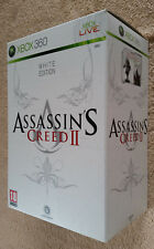 Assassin's Creed 2 White Edition Xbox 360 / collector . Full Fr . neuf