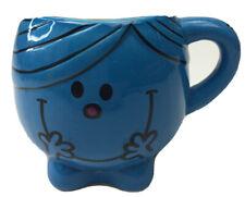 Mr Men Mr Perfect Ceramic Coffee / Tea Mug 370ml Blue