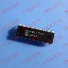 10PCS MCU IC MICROCHIP DIP-18 PIC16F628A-I/P PIC16F628A
