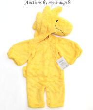 Pottery Barn Kids Peanuts BABY WOODSTOCK HALLOWEEN COSTUME 6-12 9 MONTHS *snoopy