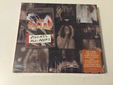 IAN  GILLAN  ACCESS ALL AREAS CD + DVD NEW AND SEALED  G1
