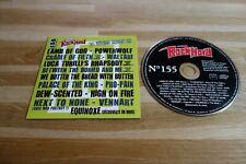 LAMB OF GOD - POWERSOLF - CRADLE OF FILTH - WALTARI - CD ROCK HARD 155