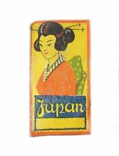 ANTIQUE JAPAN CLOTH COLOR POWDER IN BOX