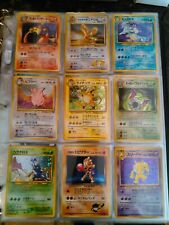Pokemon Cards Classic Lot Of 50 Holographic and 1st Edition