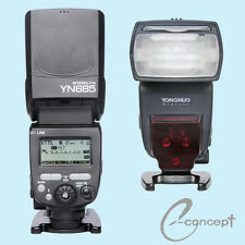 YONGNUO YN685 YN-685 Flash Gun Speedlite with Radio Slave for Canon Camera