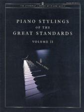 Piano Stylings Vol.2 (Steinway Library); Shanaphy, Edward (ed.). - 1929009143