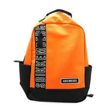 Original BIKKEMBERGS Backpack GUM Male Orange - E2APME170095040