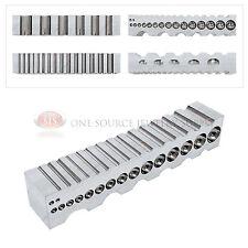 "Dapping Design Block 8"" Jewelers Metalworking Hobby Jewelry Tool Steel Wire"