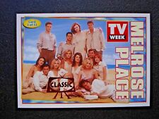 1995 TV WEEK SERIES 2 *CLASSIC* GOLD FOIL STAMPED PARALLEL CARD 2 OF 32 **RARE**