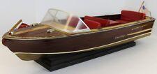 Amazing 1956 Chris-Craft Continental Runner Boat Model