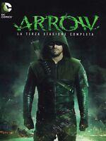 Arrow - Serie Tv - Stagione 3 - Cofanetto Con 5 Dvd - Nuovo Sigillato