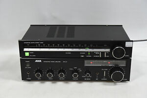 AWA STA-07 Stereo Receiver Amplifier - Vintage 1980's - Made in Japan
