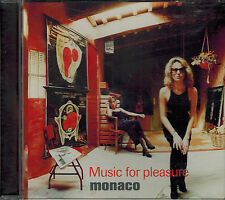 CD Monaco ‎– Music For Pleasure , Polydor ‎– 537 242-2