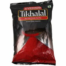 Everest Tikhalal Hot & Red Chilli Powder Indian Spices 100 Grams / 3.5 oz