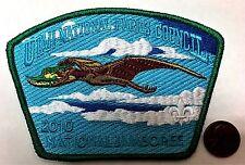 Utah National Parks Council Oa 508 363 2010 Bsa Jamboree Patch Jsp Pterodactyl